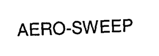 mark for AERO-SWEEP, trademark #76356100