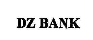 mark for DZ BANK, trademark #76356164