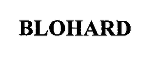 mark for BLOHARD, trademark #76357733