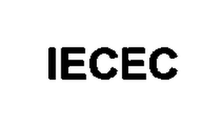 mark for IECEC, trademark #76358047
