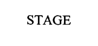 mark for STAGE, trademark #76359035