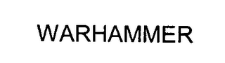 mark for WARHAMMER, trademark #76359806