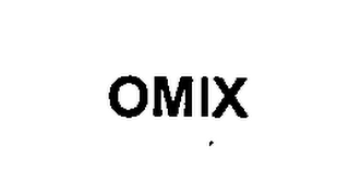 mark for OMIX, trademark #76360011