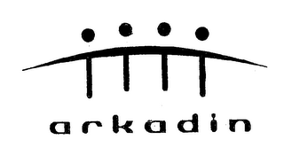 mark for ARKADIN, trademark #76360226