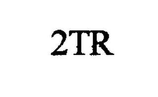 mark for 2TR, trademark #76360574