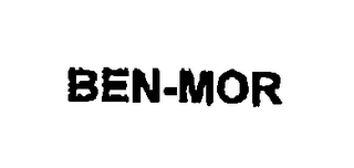 mark for BEN-MOR, trademark #76361115