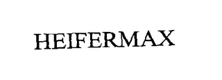 mark for HEIFERMAX, trademark #76361538