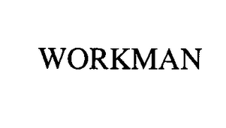 mark for WORKMAN, trademark #76361666