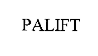 mark for PALIFT, trademark #76362609