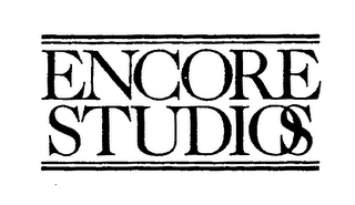 mark for ENCORE STUDIOS, trademark #76362629