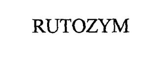 mark for RUTOZYM, trademark #76364376