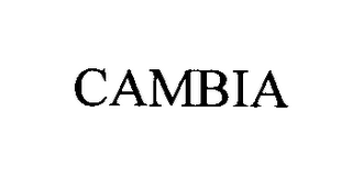 mark for CAMBIA, trademark #76364825
