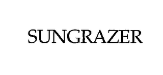 mark for SUNGRAZER, trademark #76365271