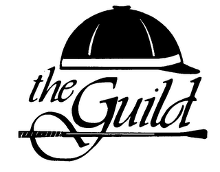 mark for THE GUILD, trademark #76365663