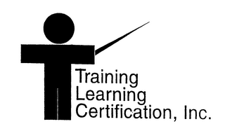 mark for TRAINING LEARNING CERTIFICATION, INC., trademark #76366746