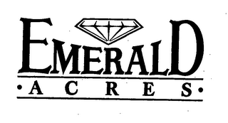mark for EMERALD ACRES, trademark #76367266