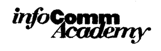 mark for INFO COMM ACADEMY, trademark #76368122