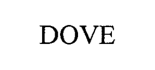 mark for DOVE, trademark #76368311
