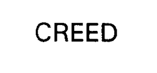 mark for CREED, trademark #76368813