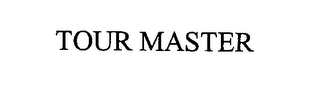 mark for TOUR MASTER, trademark #76368967