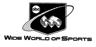 mark for ABC WIDE WORLD OF SPORTS, trademark #76368997