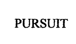 mark for PURSUIT, trademark #76369598