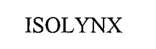 mark for ISOLYNX, trademark #76370590