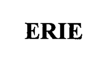 mark for ERIE, trademark #76370734