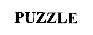 mark for PUZZLE, trademark #76371707