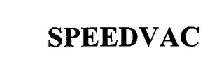 mark for SPEEDVAC, trademark #76371791