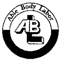 mark for ABL ABLE BODY LABOR, trademark #76373075