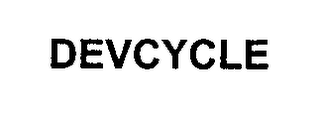 mark for DEVCYCLE, trademark #76373263