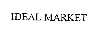 mark for IDEAL MARKET, trademark #76373742