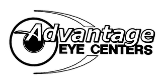 mark for ADVANTAGES EYE CENTERS, trademark #76373857