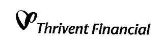 mark for THRIVENT FINANCIAL, trademark #76374360