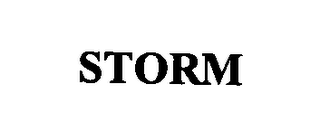 mark for STORM, trademark #76374950