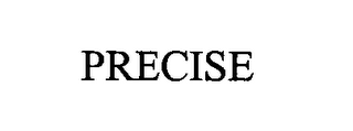 mark for PRECISE, trademark #76374953