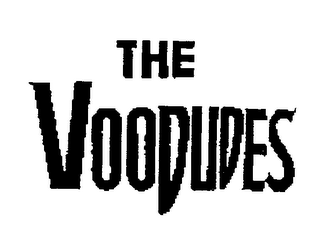 mark for THE VOODUDES, trademark #76375061