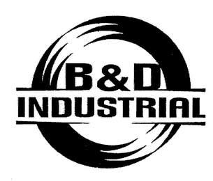 mark for B&D INDUSTRIAL, trademark #76375730