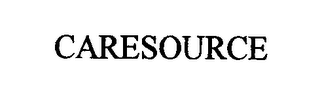mark for CARESOURCE, trademark #76376783