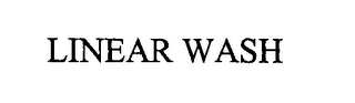mark for LINEAR WASH, trademark #76377029