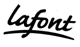 mark for LAFONT, trademark #76377760