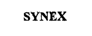 mark for SYNEX, trademark #76380783
