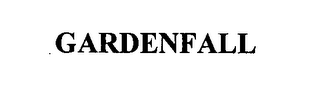 mark for GARDENFALL, trademark #76382111