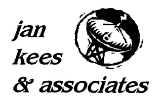 mark for JAN KEES & ASSOCIATES, trademark #76382711