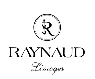 mark for R RAYNAUD LIMOGES, trademark #76383788