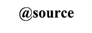 mark for @SOURCE, trademark #76385425