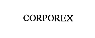 mark for CORPOREX, trademark #76386161