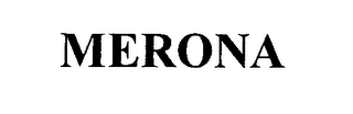 mark for MERONA, trademark #76386237