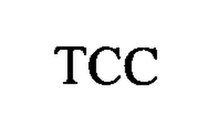 mark for TCC, trademark #76386682